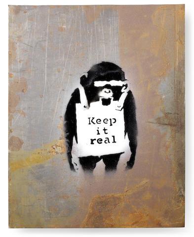 banksy-keep-it-real