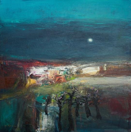 moonlight-over