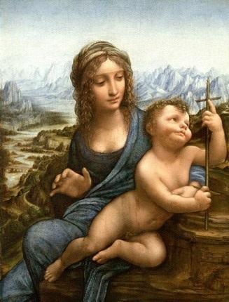 Leonardo da Vinici Madonna