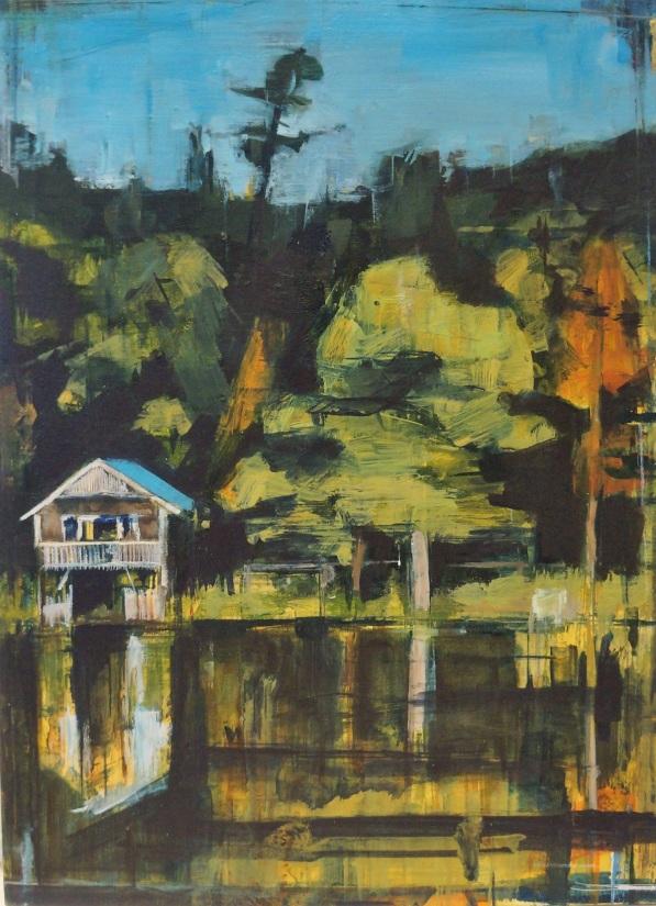 Tom Voyce - The Boathouse